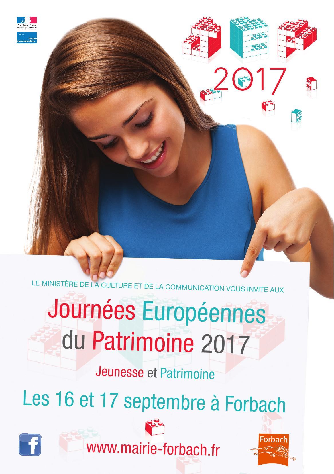 Journées du Patrimoine à Forbach 2017