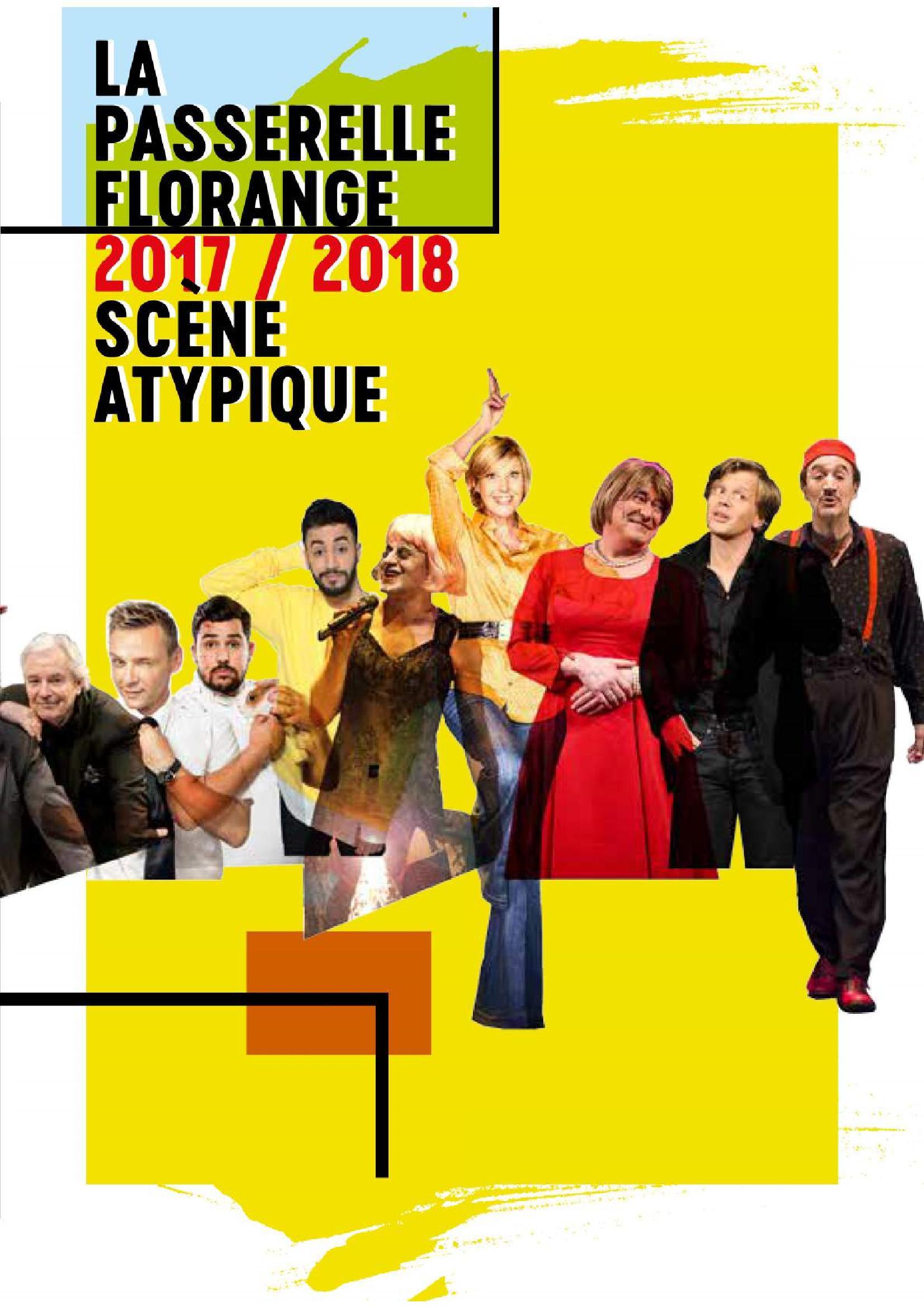 Saison Culturelle Passerelle Florange 2017-2018