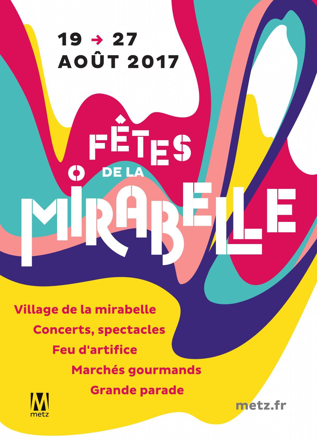 Programme Fête de la Mirabelle 2017
