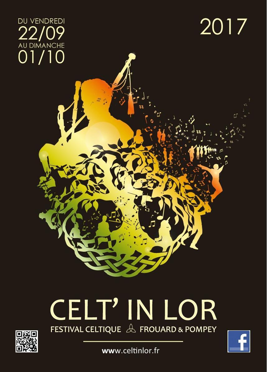 Programme Celt'In Lor 2017