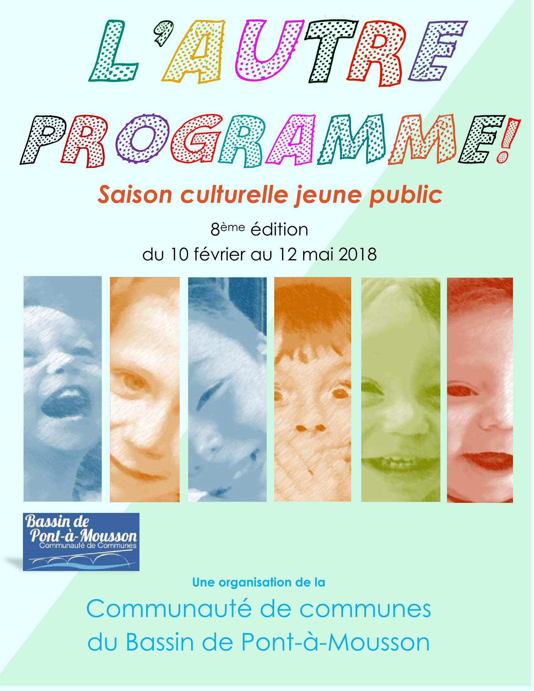 Saison Culturelle L'Autre Programme 2018