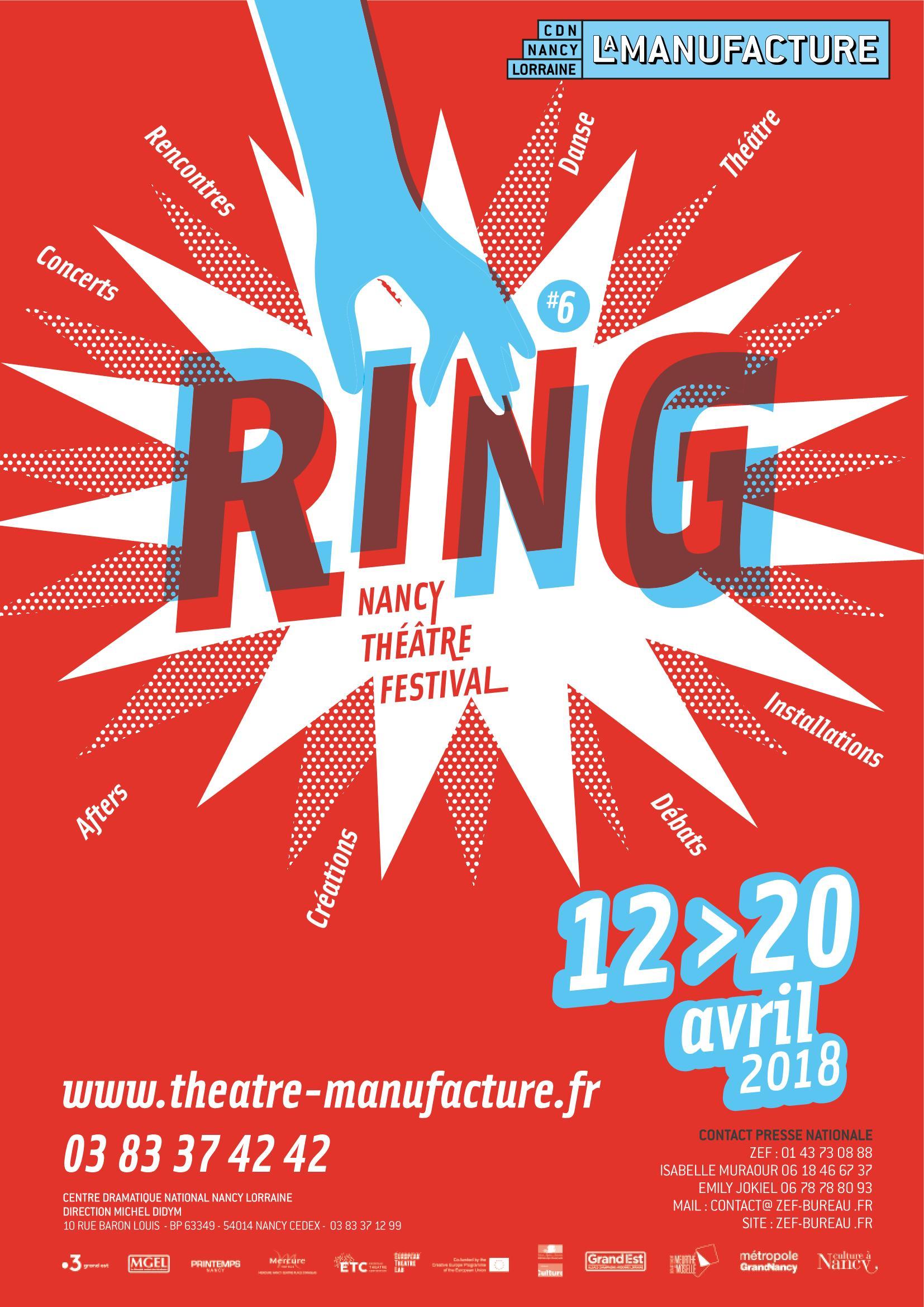 Programme Festival Ring 2018