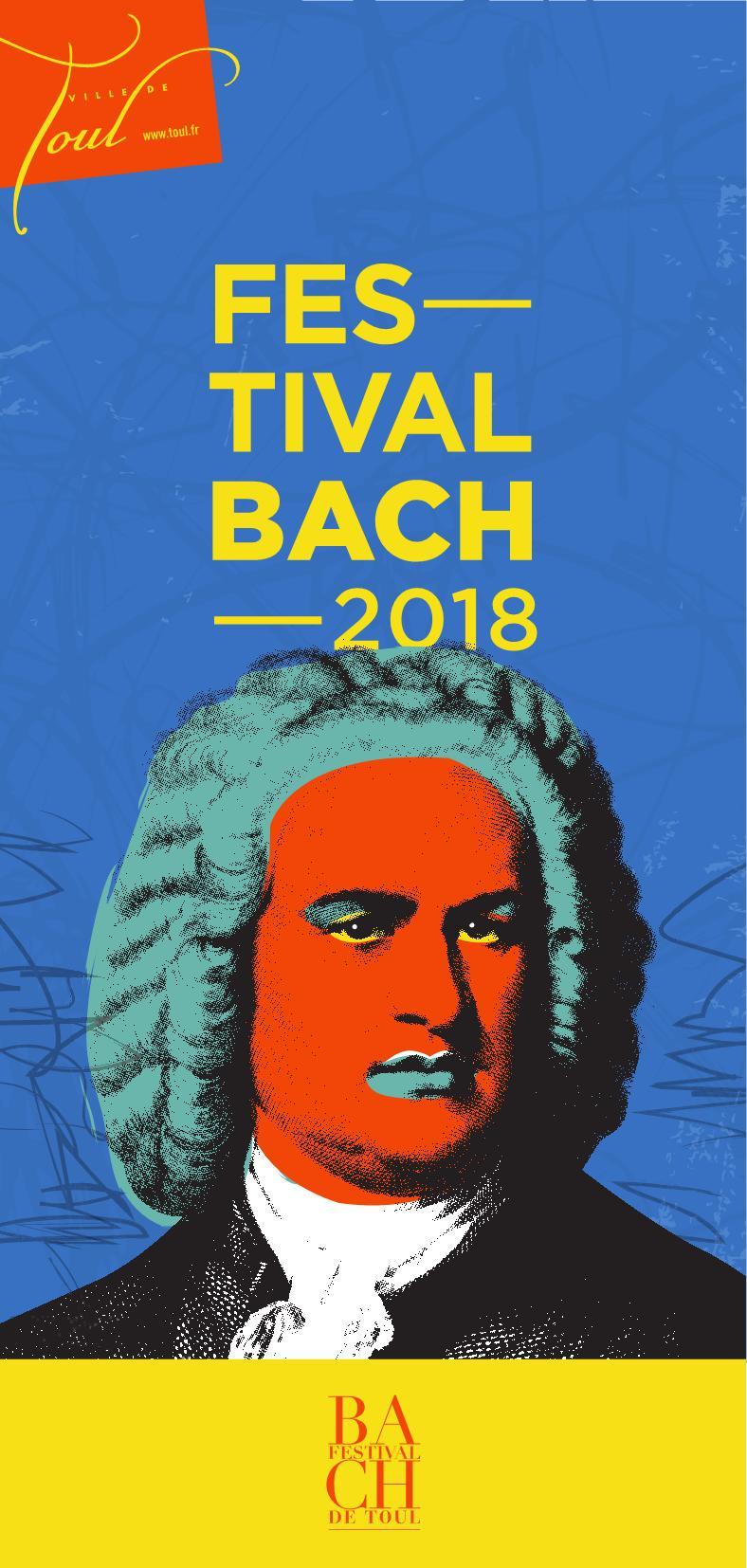 Programme Festival Bach Toul 2018