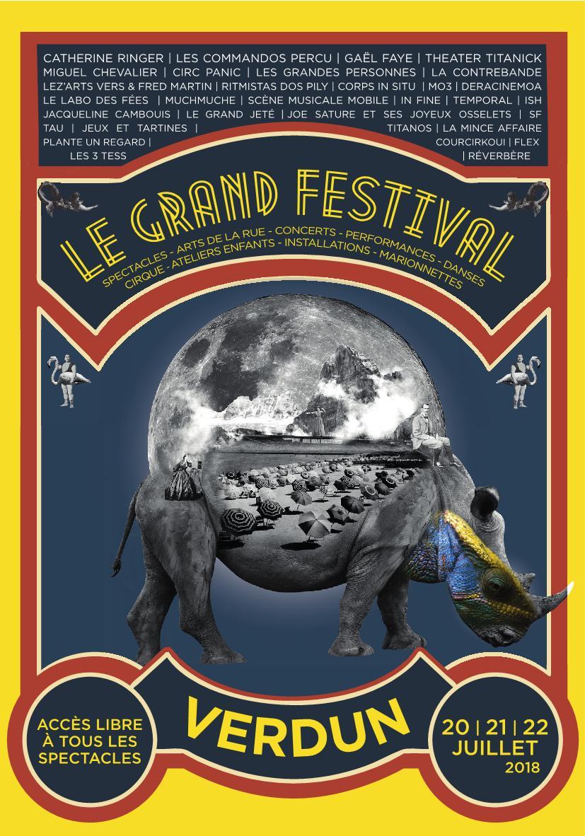 Programme Festival de Verdun 2018