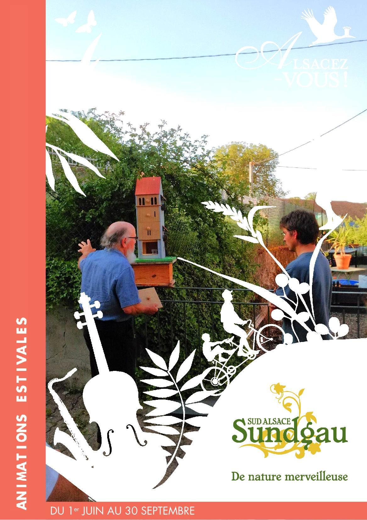 Guide Animations Estivales Sud Alsace 2018