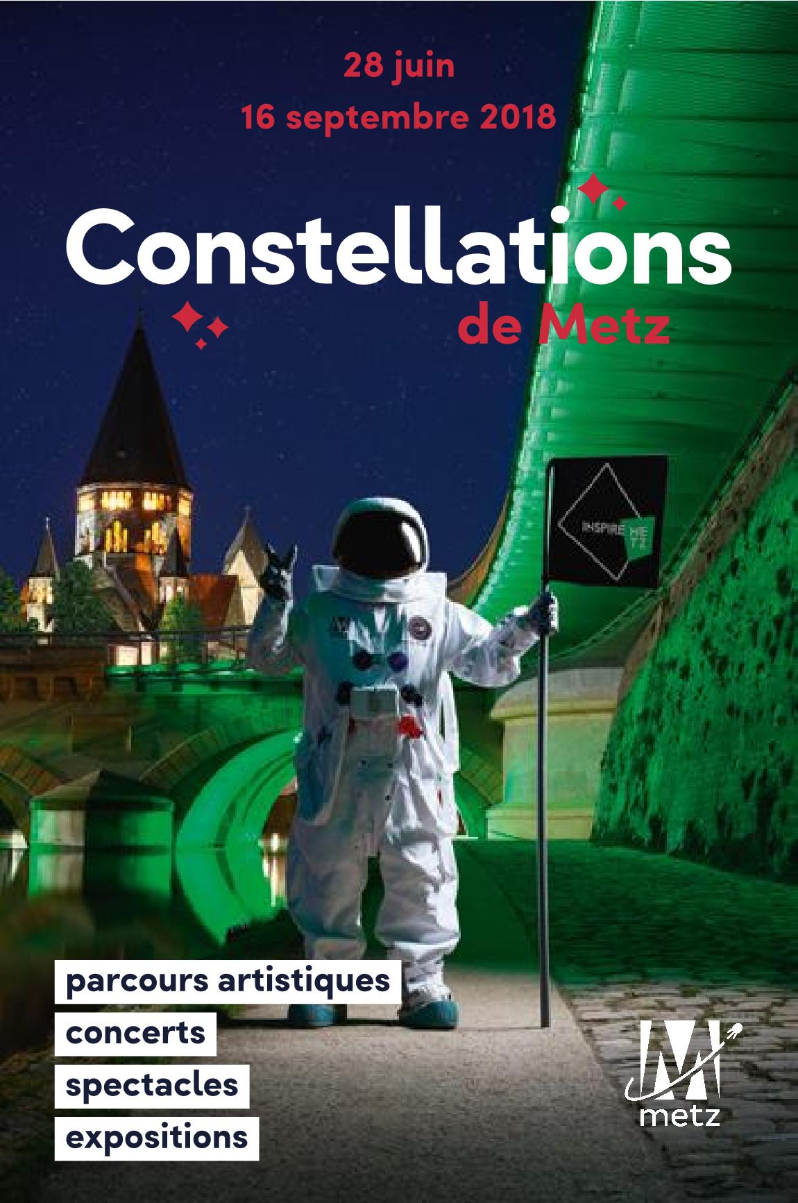 Programme Constellations de Metz