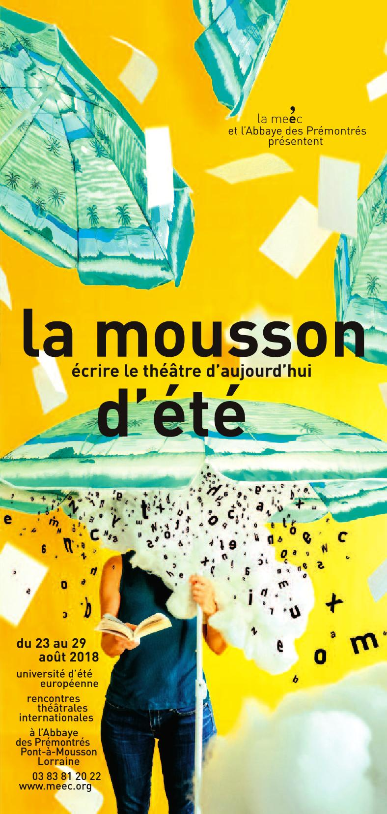 La mousson d'été 2018 à Pont-à-Mousson