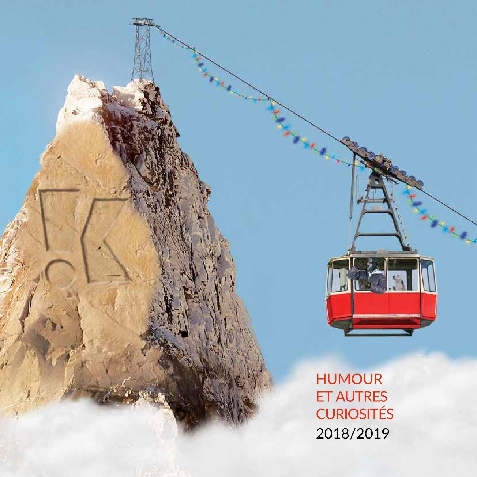 Programme Espace K 2018-2019
