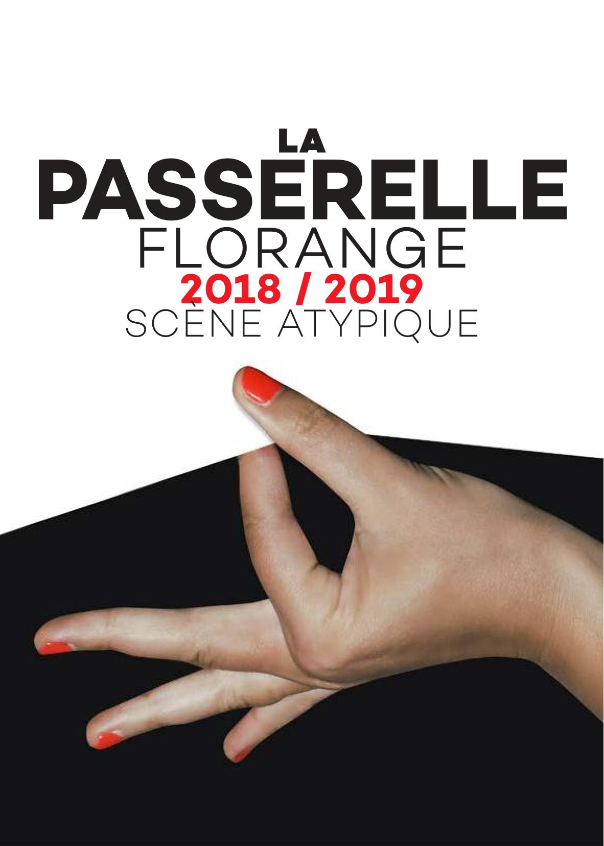 Programme 2018 2019 La Passerelle