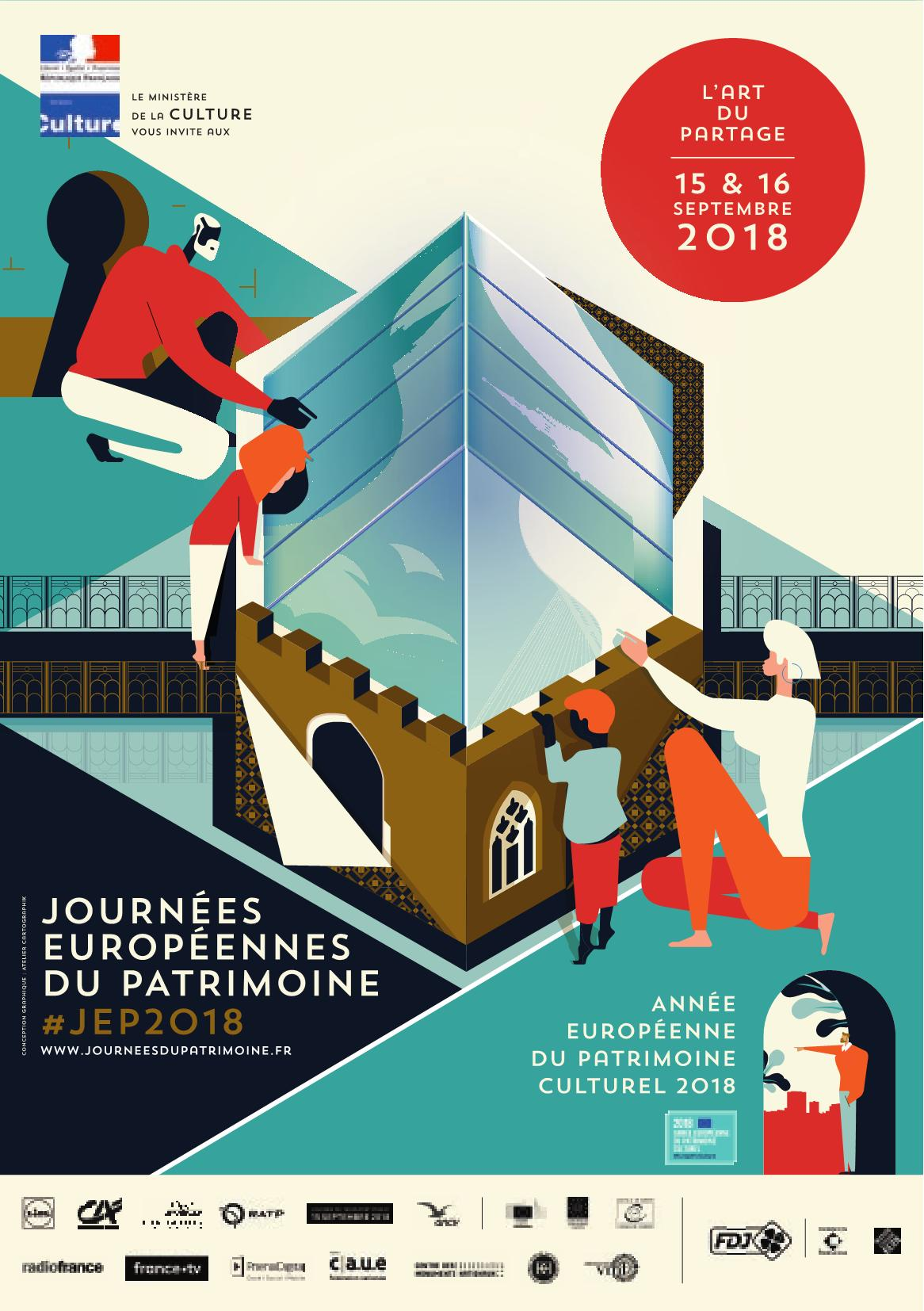 Journées Patrimoine Metz 2018