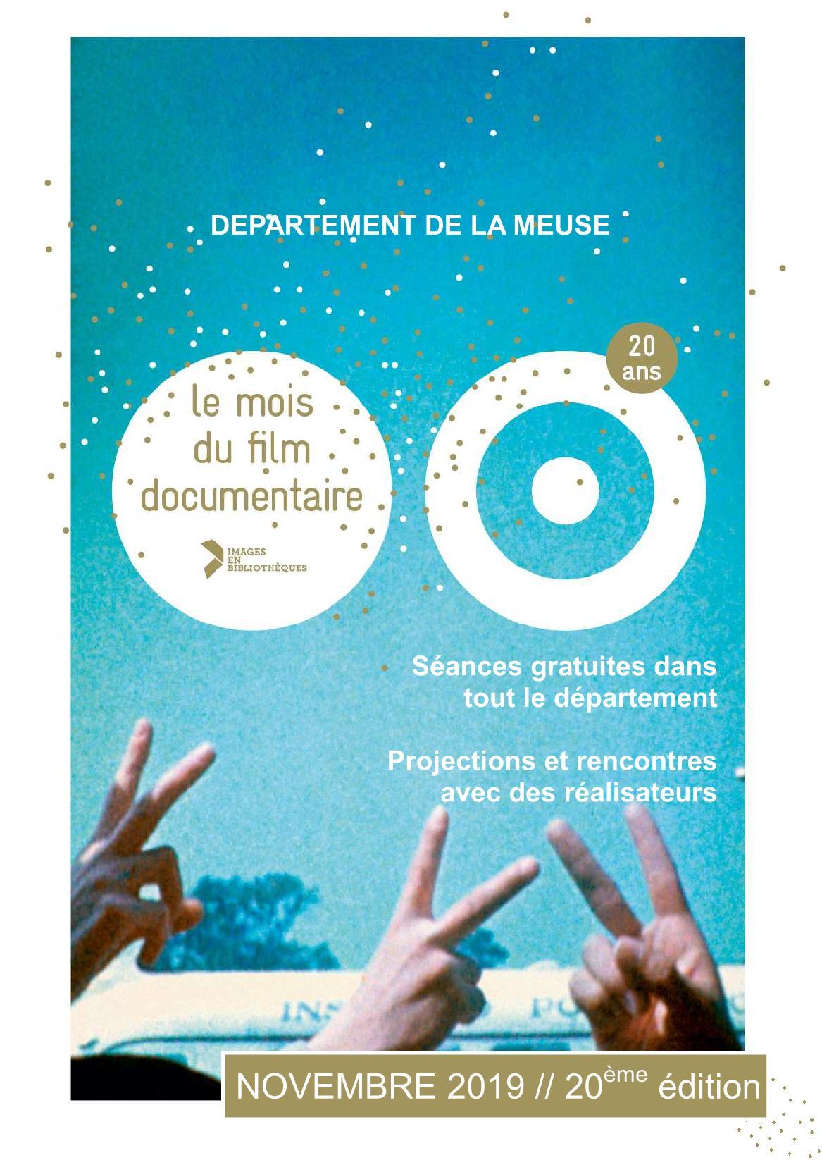 Le Mois du Film Documentaire 2019 en Lorraine