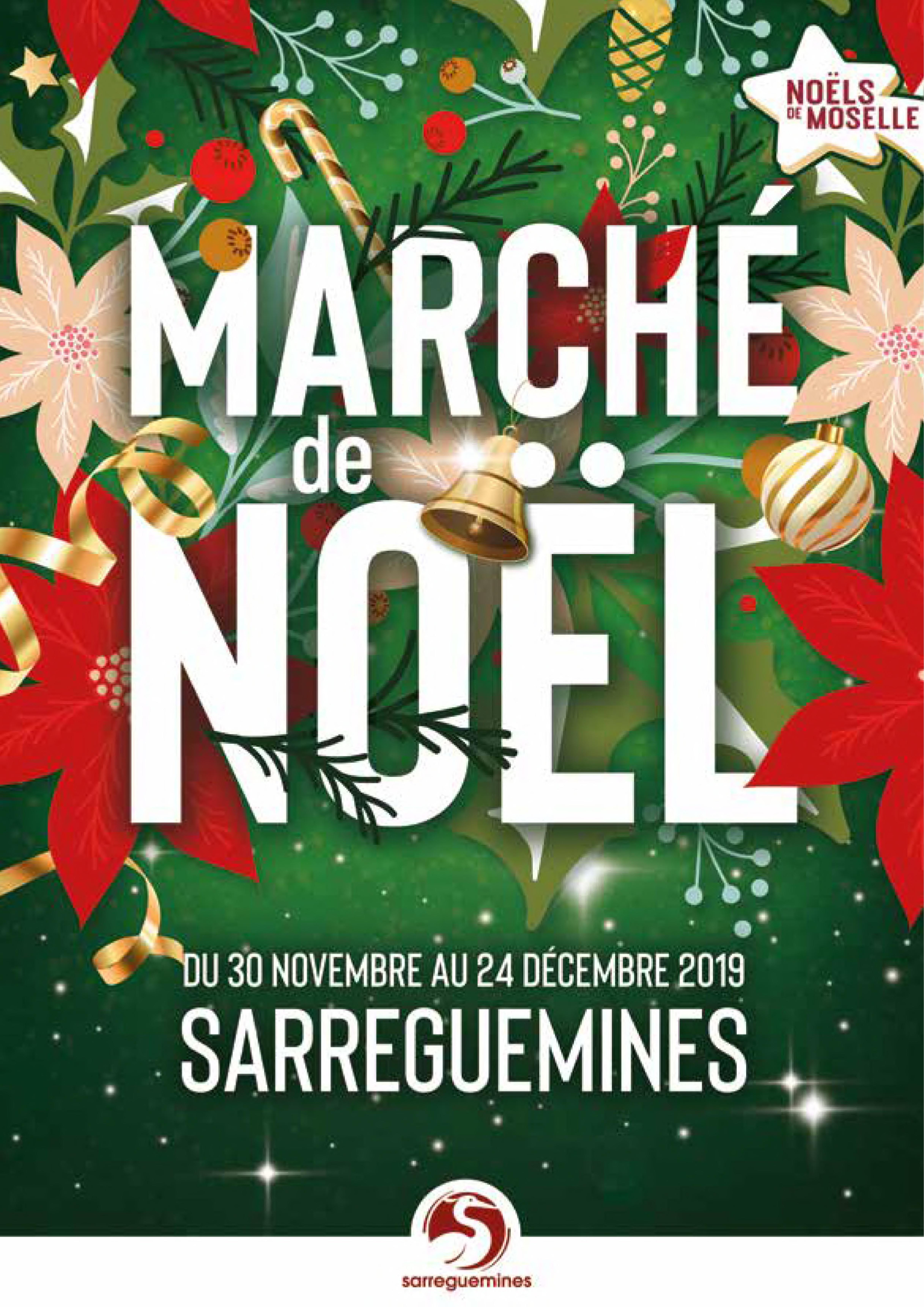 Marché de Noël Sarreguemines 2019