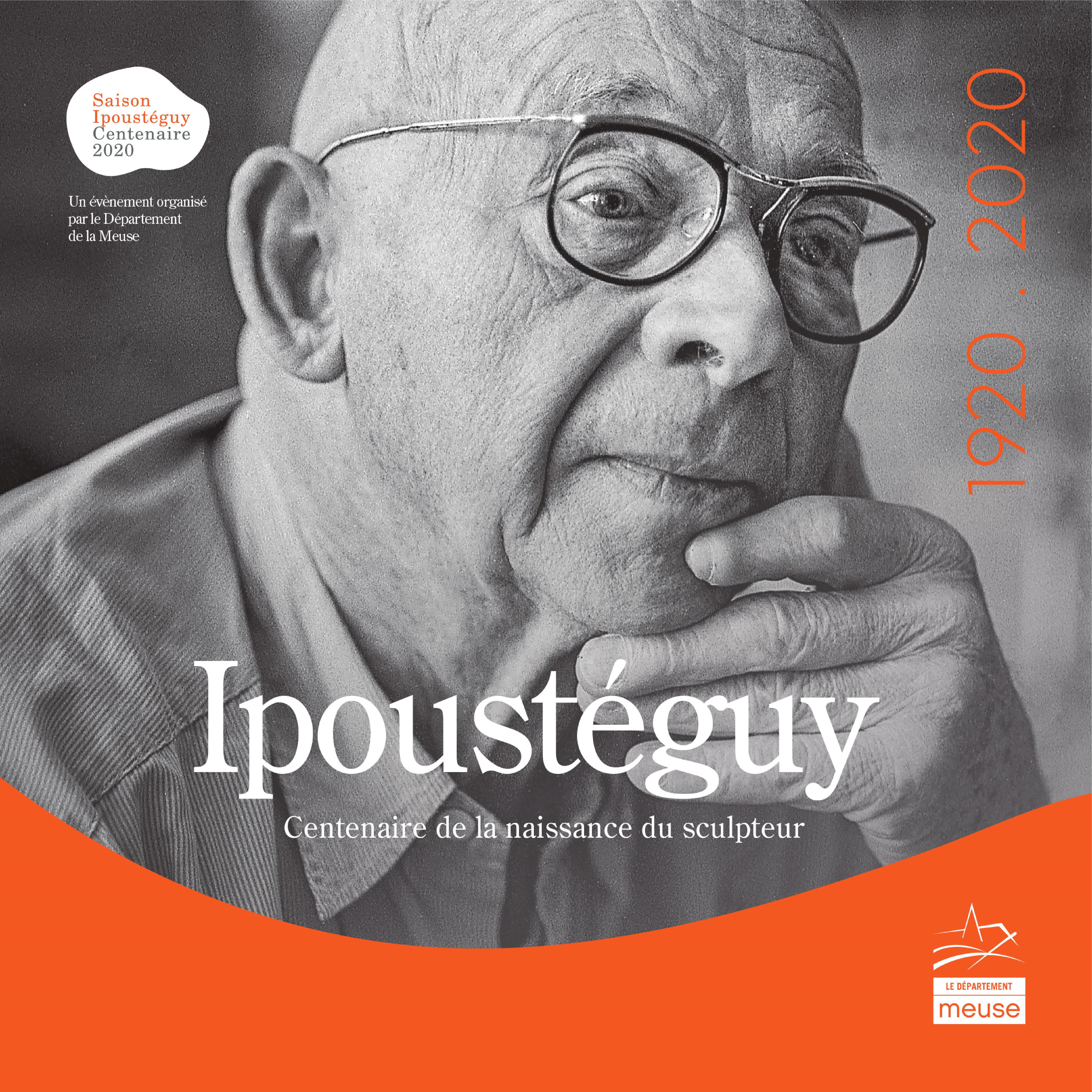 Exposition Ipoustéguy Centenaire 2020 Programme 7 expositions 1 colloque Lorraine