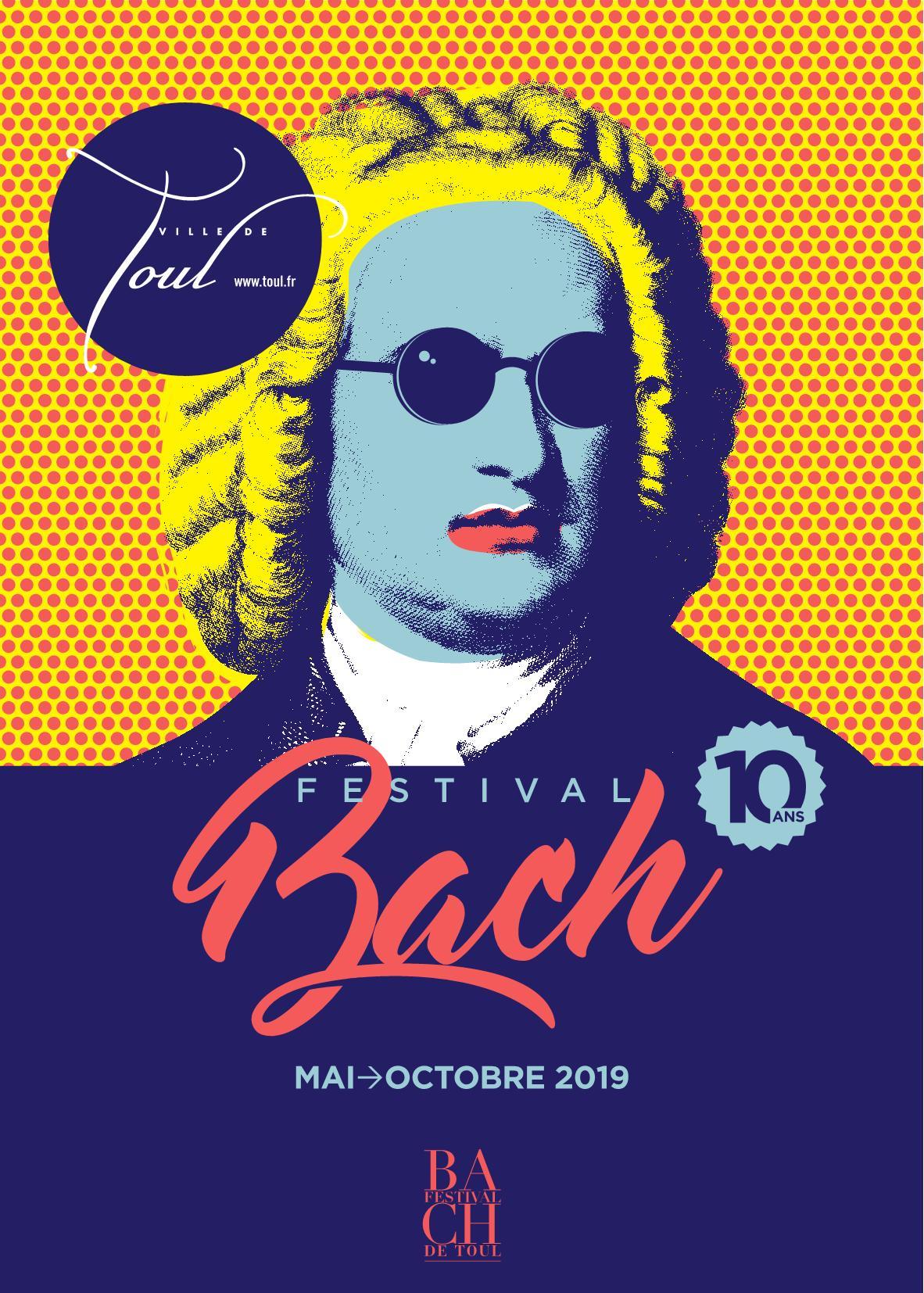 Festival Bach de Toul 2019