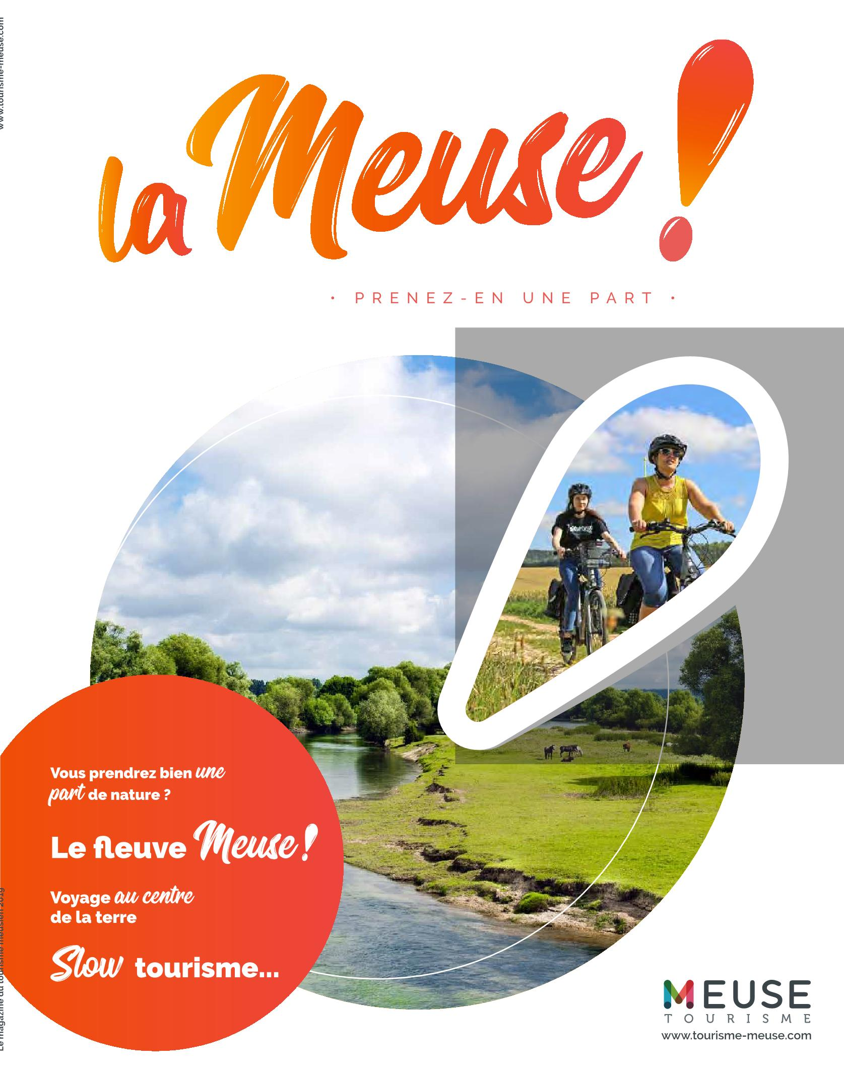 Slow Tourisme en Meuse 2019