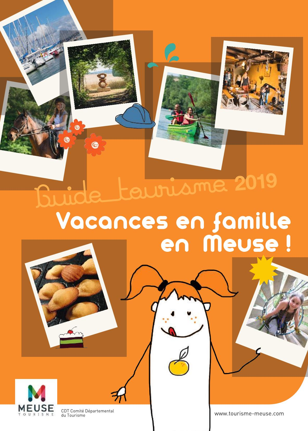 Vacances en Famille en Meuse 2019