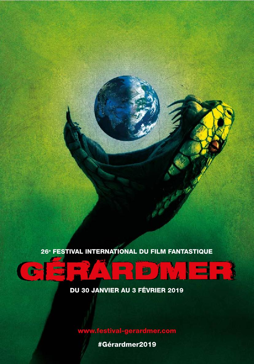 Festival International du Film Fantastique de Gérardmer 2019