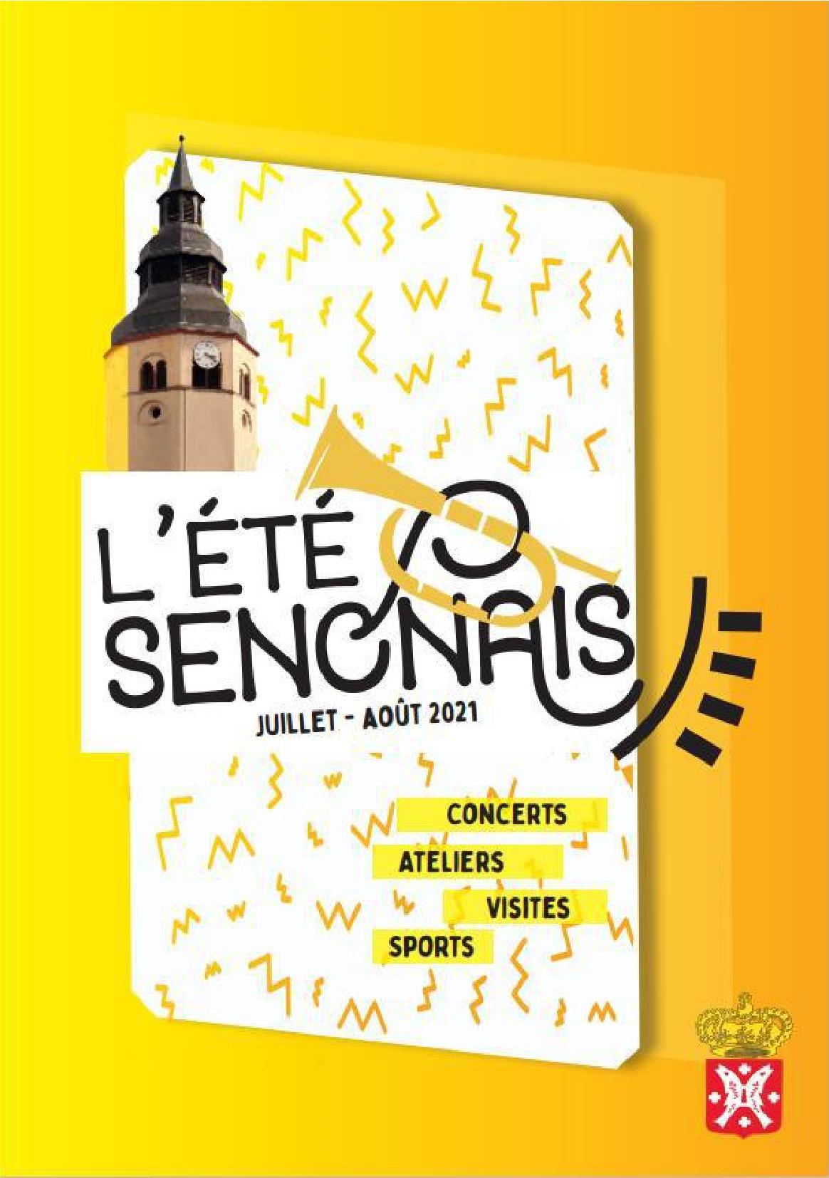 Saison Estivale à Senones 2021 Concerts Ateliers Visites Sports